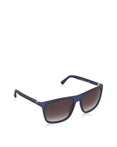 Gucci Gafas de Sol 1132/S 9O R3M (63 mm) Azul