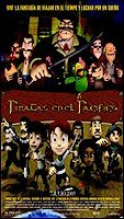 Piratas en el Pacifico [NTSC/REGION 1 & 4 DVD. Import-Latin America]