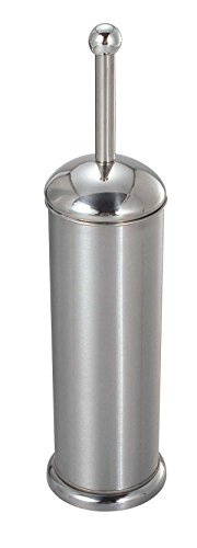 Home Basics TB41027 Stainless steel Toilet Brush Holder (Stainless Steel Toilet Brush compare prices)