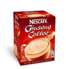 Ginseng coffee