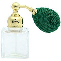 クリスタル ミニ アトマイザー ドイツ製クリスタル香水瓶 260617