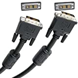 StarTech.com 15 ft DVI-I Single Link Digital Analog Monitor Cable M/M