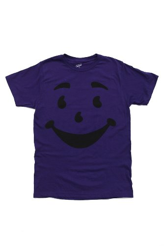 Kool-Aid Man Purple T-Shirt 2XL
