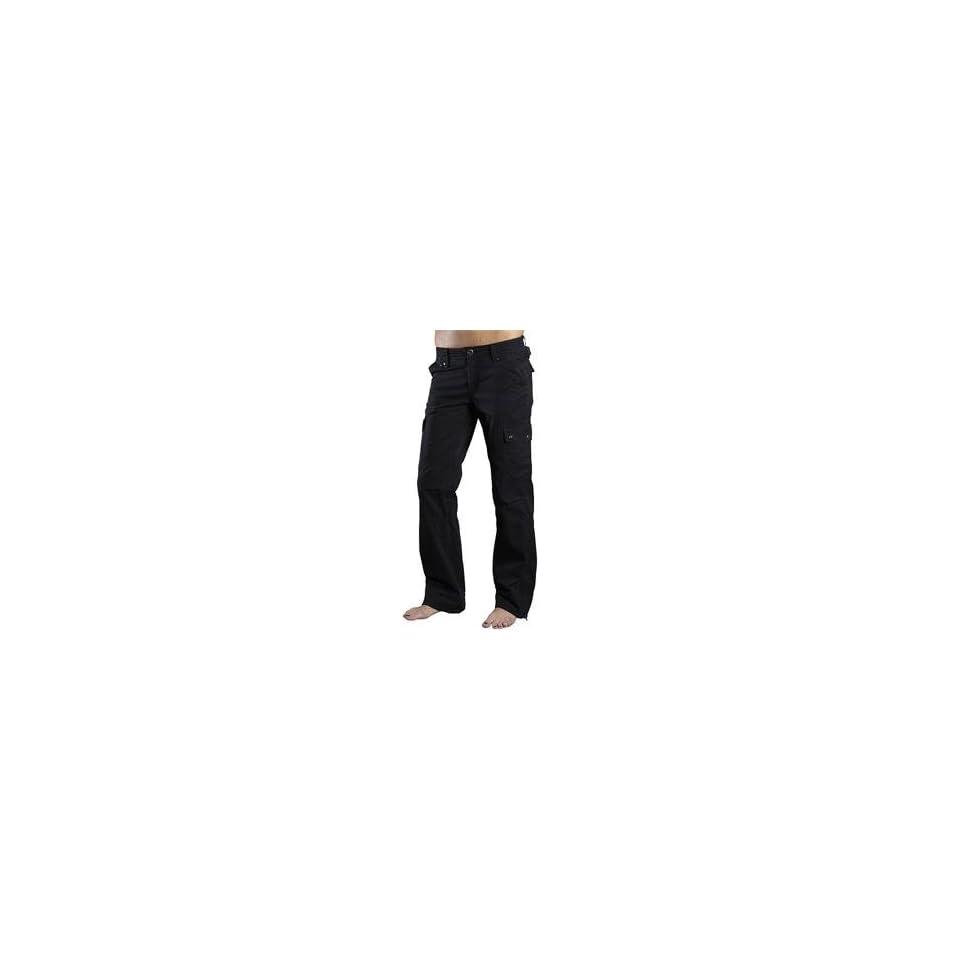 Fox Racing Womens Ride Hard Cargo Pants   7/Black