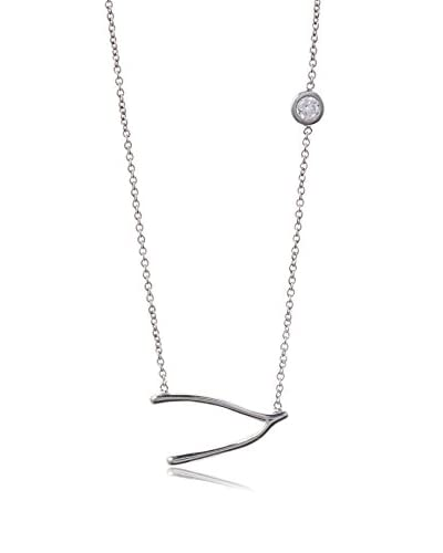 Tai Wishbone Necklace
