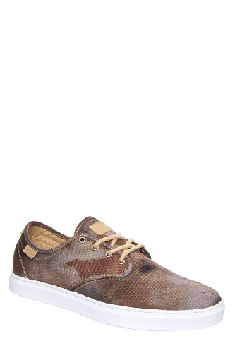 Men's Ludlow Stain Low Top Lace Up Sneaker