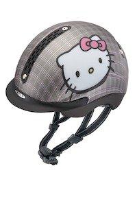 KED Reithelm Kinderreithelm Raluca Hello Kitty