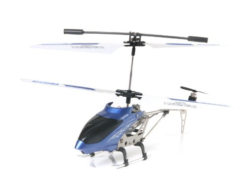 Hobby-State 3.5-Channel RC Mini Helicopter (Blue)