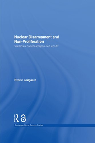 a history of nuclear proliferation in various countries