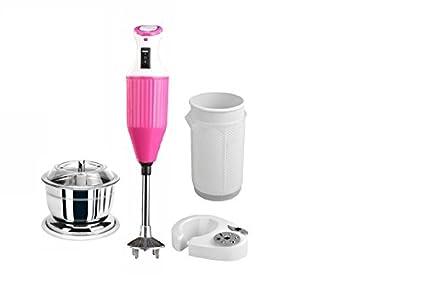 Jaipan-JPCON_P-200-Watt-Convenient-Hand-Blender-(Pink)