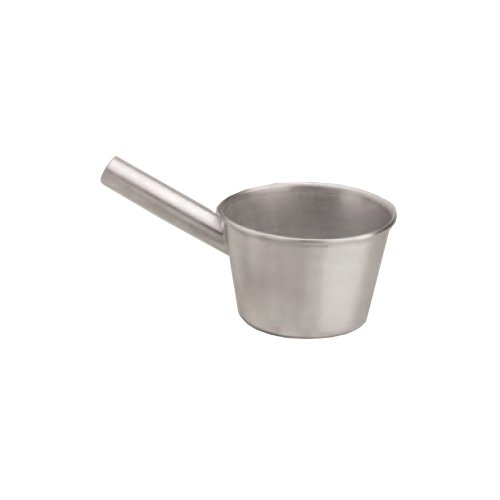 Vollrath 5332 Aluminum Wear-Ever Professional Standard Strength Dipper, 64-Ounce, 13-5/8-Inch