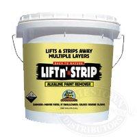 Lift-n-Strip Paint Remover LS01 Stripper (1 Gallon)