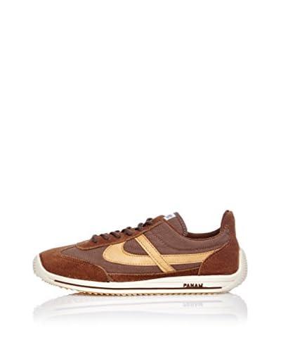 Panam Sneaker Premium [Marrone/Beige]