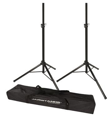 Jamstands Series Tripod Speaker Stand Pair With Headphones
