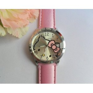 Hello Kitty Children's Gift Watch in Cute Kitty Design