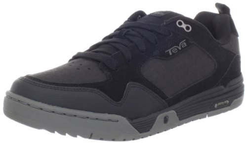 Teva Men'S Pinner 2 Fashion Sneaker,Black,12 M Us front-1068815