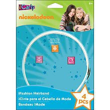 Nickelodeon iCarly iFashion Hairband Kit - 1