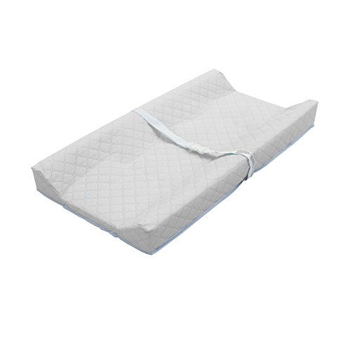 L. A. Baby Combo Pack with 30'' Contour Changing Pad and White Terry Cover