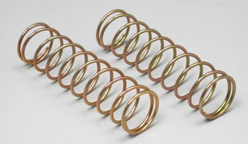 Associated Gold Front Shock Springs, 3.70 SC10, 7425