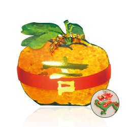 Fruit Cake - Orange Cake Bonus Pack /8-Count per Box
