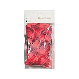 200 Ct Red Rose Petals W/chiffon