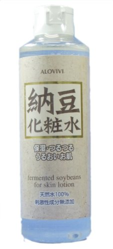 AJD 納豆化粧水 250ml