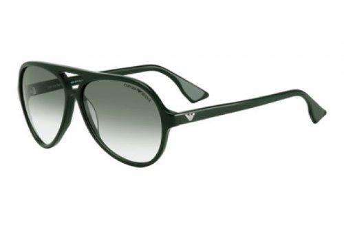 Emporio Armani Men's 9641 Green Plastic Frames Sunglasses