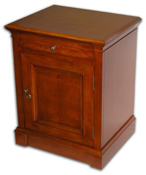 Lauderdale End Table Humidor 500+ Cigars