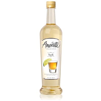 Amoretti Premium Syrup, Tequila, 25.4 Ounce