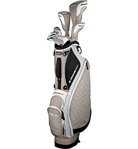 Adams Golf Idea A12OS Sandstone Ladies' Executive Petite Set (Right-Hand, Ladies' Flex) at Sears.com