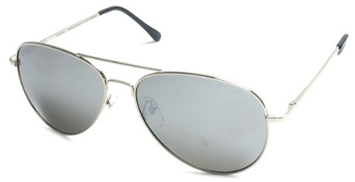 e595da3f38 Polarized Classic Mirrored Lens Aviator Sunglasses. by sunglass warehouse  aviators