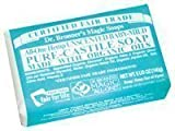 Dr. Bronner - Organic Unscented Baby-Mild Soap, 5 oz bar soap by Dr. Bronner's