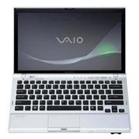 VAIO VPCZ11RGX/S I5-540M 2.53G SYST4GB 512GB DVDRW 13.1IN W7P 64B 3YR
