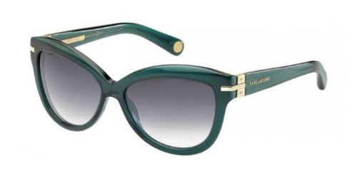 Marc Jacobs Marc Jacobs 468/S Sunglasses Green / Dark Gray Gradient