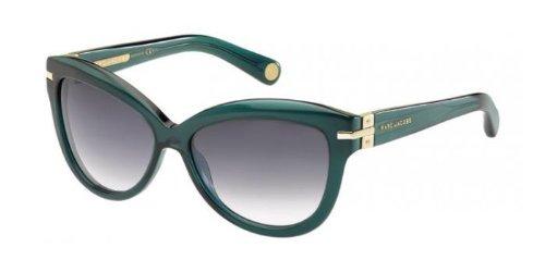Marc JacobsMarc Jacobs 468/S Sunglasses Green / Dark Gray Gradient