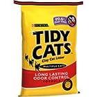 Tidy Cats 7023010720 Cat Litter, 20 Lbs