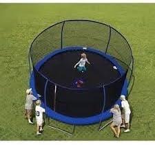 Bounce Pro 14 ft Trampoline & Enclosure