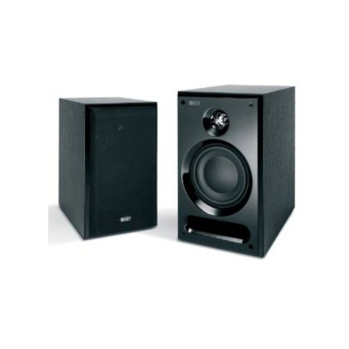 Kef C3 Bookshelf Speaker - Black (Pair)