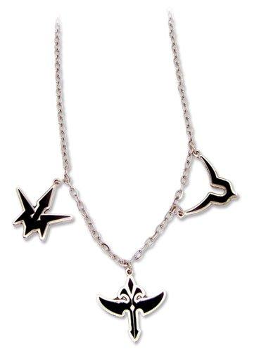 Code Geass - Three Symbols Necklace