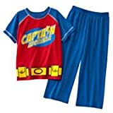 Carter's Boys Superhero Pajama Set