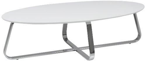 AC-Design-Furniture-47531-Couchtisch-Viggo-wei-matt-Gestell-Metall-verchromt-ca-120-x-35-x-60-cm
