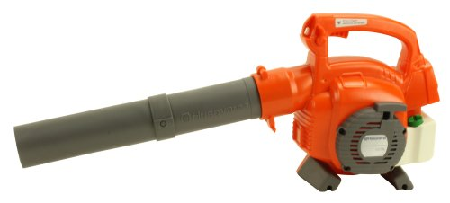 Husqvarna 125B Kids Toy Battery Operated Leaf Blower with Real Actions 585729101 (Kids Toy Leaf Blower compare prices)