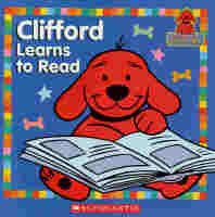 Clifford Learns to Read (Clifford's Puppy Days)