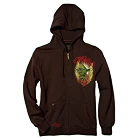 Marc Ecko Star Wars Clothing - Yoda Hoodie