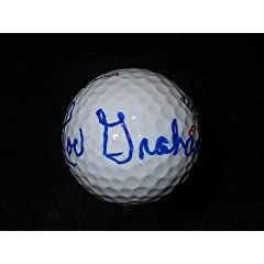 PGA Star Lou Graham Signed Top Flite XL3 Autograph Golf Ball TOUGH Q by city_liquidators