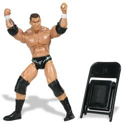 Buy Low Price Jakks Pacific WWE Deluxe Figures Series 4: Randy Orton (B000N5R7VM)