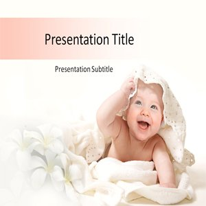 Baby powerpoint templates free baby powerpoint templates toneelgroepblik Image collections