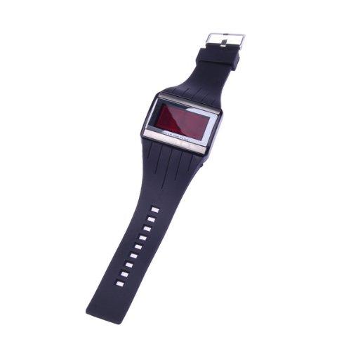 Bestdealusa Black Fashion 30M Water-Resistance Waterproof Watch Wrist Watch
