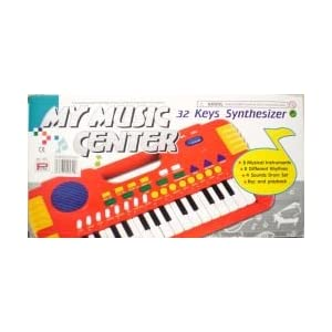 Schylling Mini Electric Piano Toy
