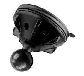 RAM Twist-Lock Suction Cup Base with 1 inch Ball
